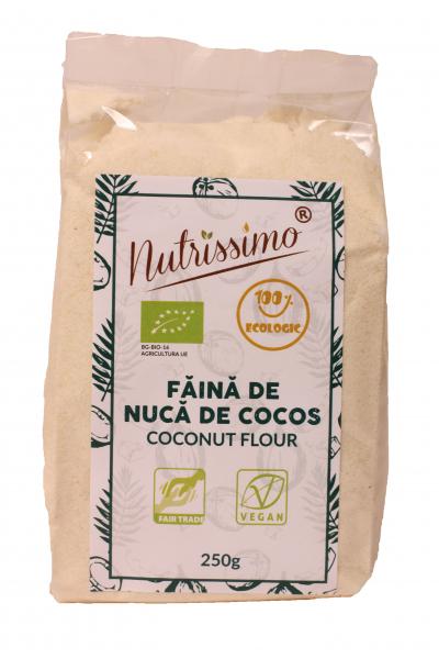 Faina de cocos ECO 250g 0