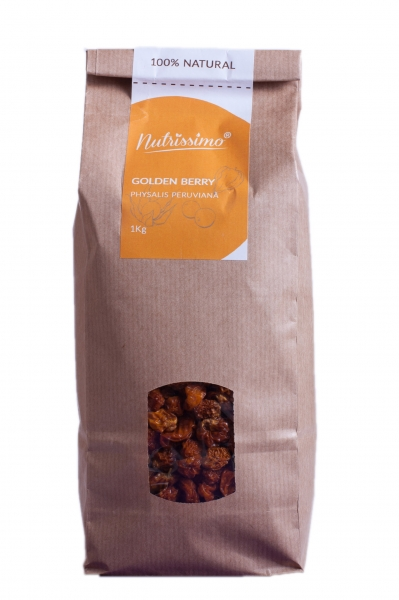 Golden berry - physalis uscate - 1 kg 0