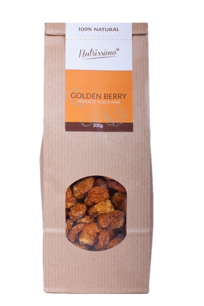 Golden berry - physalis uscate - 200 g 0