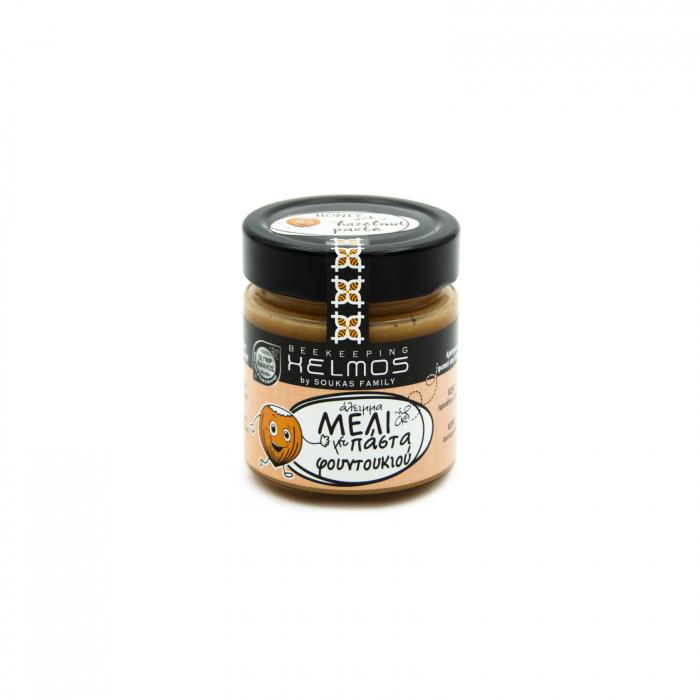 Miere cu pasta alune de padure 300g [0]