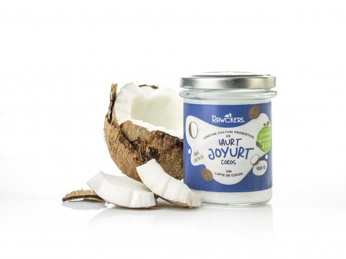 Joyurt - Iaurt din lapte de cocos ECO - Rawckers [1]