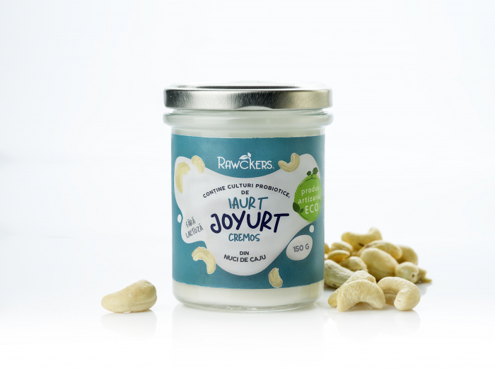 Joyurt - Iaurt din nuci caju cremos ECO - Rawckers [1]