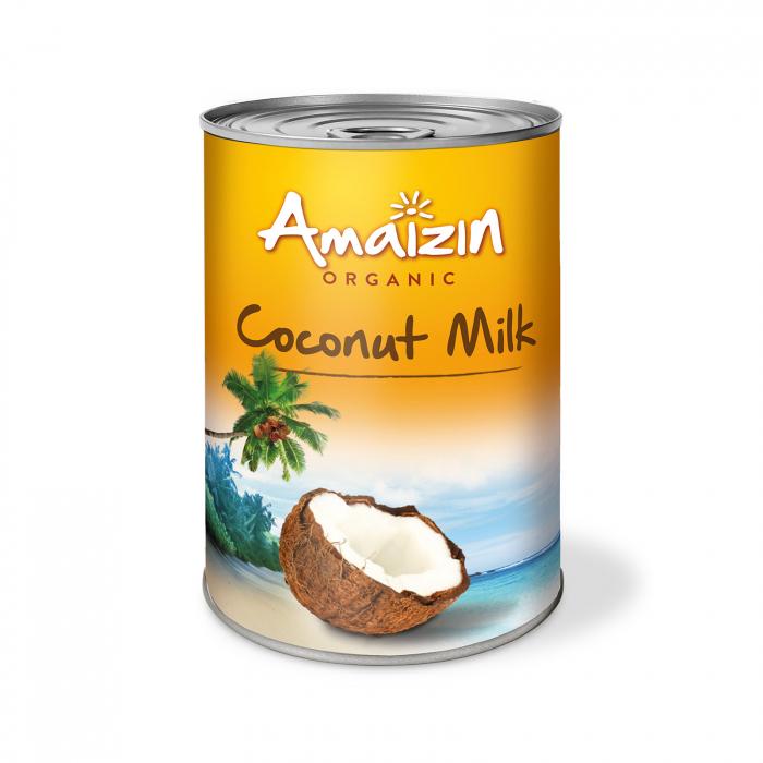 Lapte de cocos 17% 400g [0]