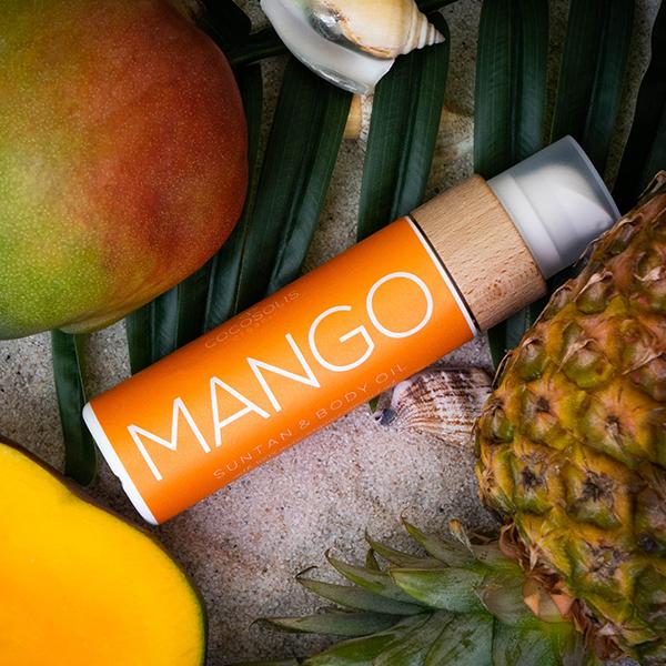 MANGO Suntan & Body Oil - 110ML [1]