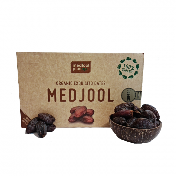 Curmale Medjool exquisito, super jumbo 3kg ECO VRAC 0