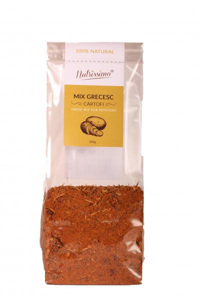 Mix grecesc pentru cartofi - 100 g 0