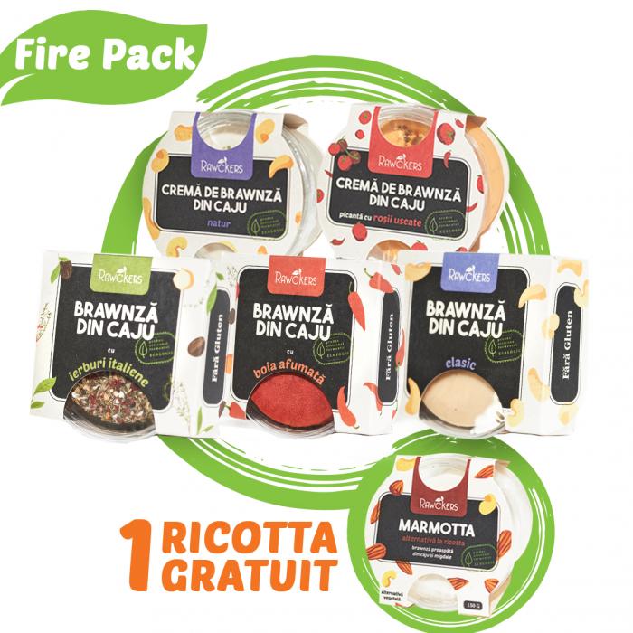 Fire Pack + Ricotta Marmotta cadou [0]