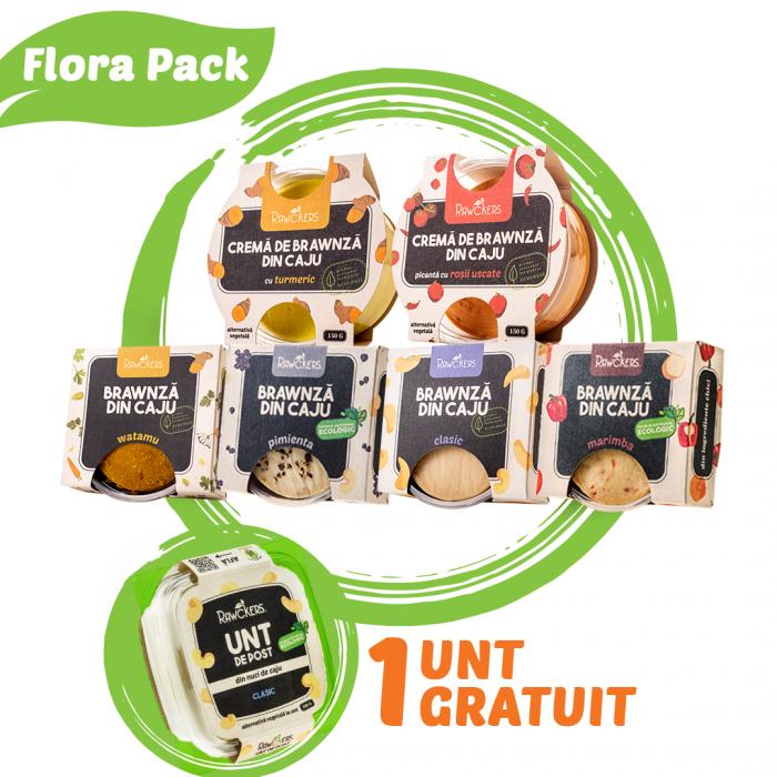Flora Pack + Unt ECO cadou [0]