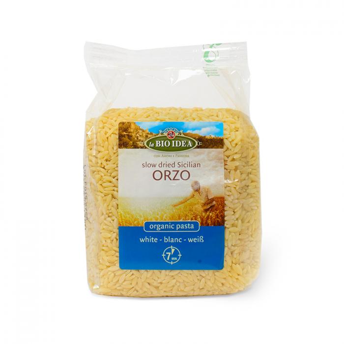 """Paste siciliene de grau dur """"Orzo white"""" 400g [0]"""