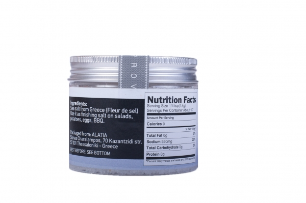 Sare de mare - Fleur de Sel - 150 g 1