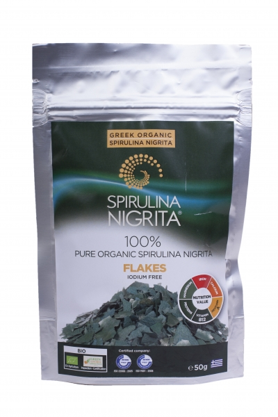 Spirulina fulgi ECO 50 g [0]