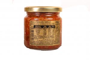 Zacusca naturala de galbiori 200g [1]