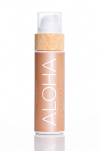 ALOHA Suntan & Body Oil - 110ML0