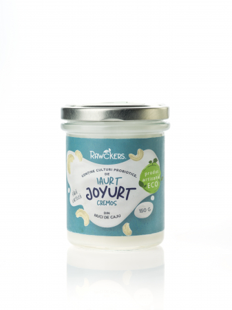 Joyurt - Iaurt din nuci caju cremos ECO - Rawckers [0]