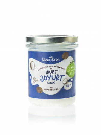 Joyurt - Iaurt din lapte de cocos ECO - Rawckers [0]
