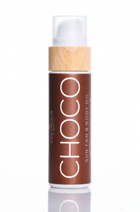 CHOCO Suntan & Body Oil -  110ML0
