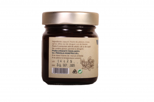 Gem de fructe de padure fara zahar 240g1