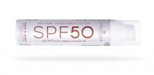 SPF 50 Natural - Loțiune BIO de protecție solară cu factor 50 - 100ML1