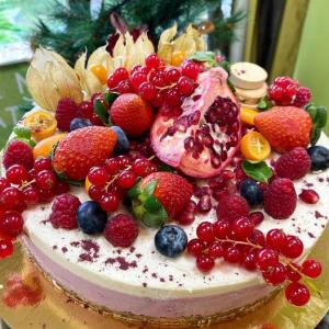 Tort raw vegan - 100g0