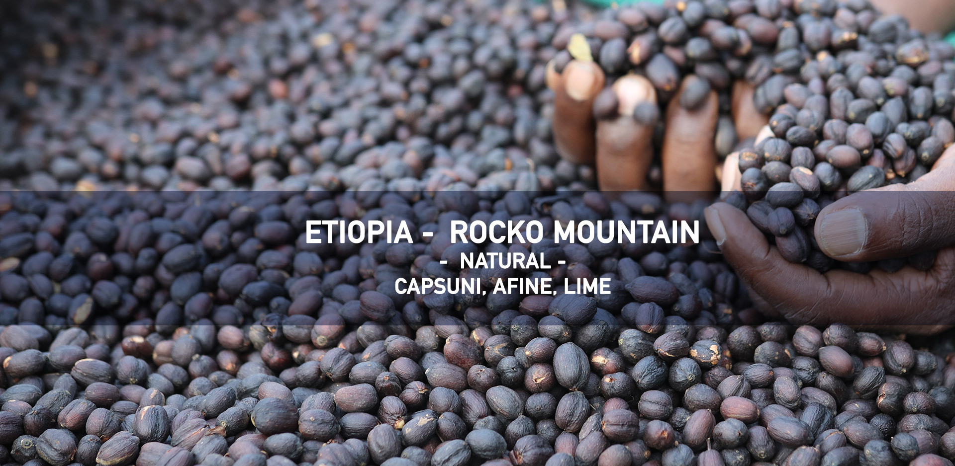Etiopia Rocko Mountain