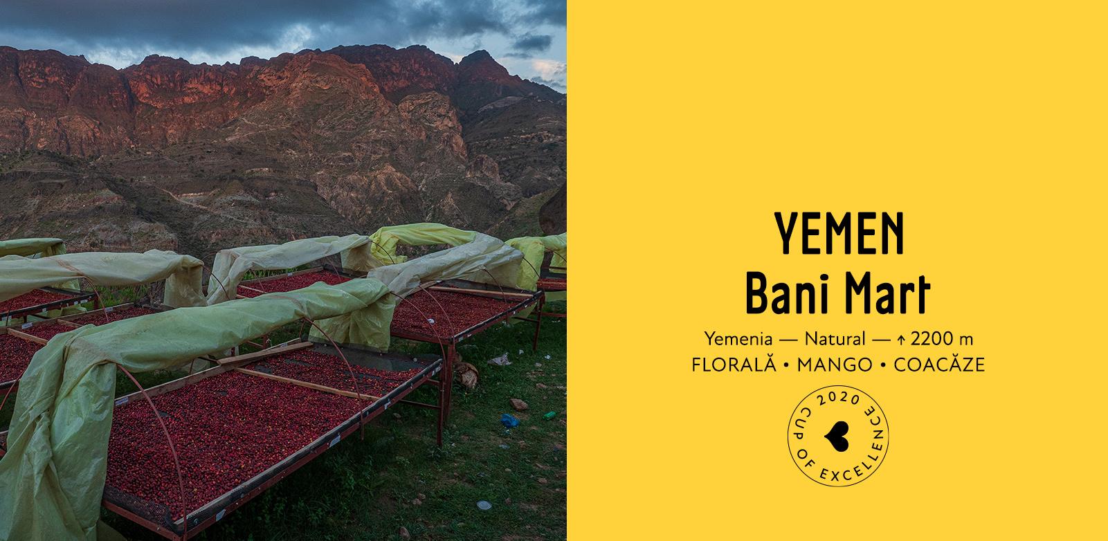 Yemen Bani Mart - Yemenia