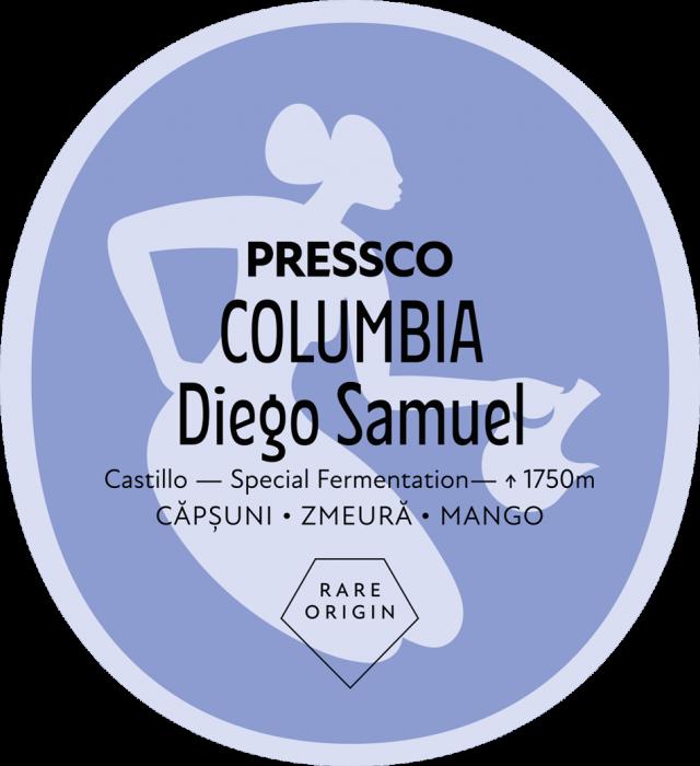 Colombia Diego Samuel Castillo, Cafea de Specialitate [0]