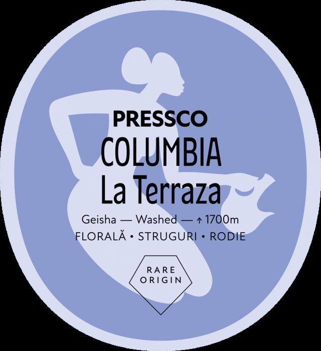 Colombia La Terraza, Cafea de Specialitate [0]