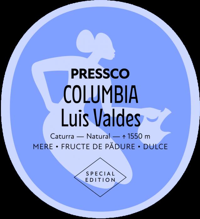 Colombia Luis Vades, Cristalina, Cafea de Specialitate [0]