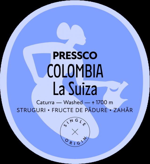 Colombia La Suiza, Cafea de Specialitate 0