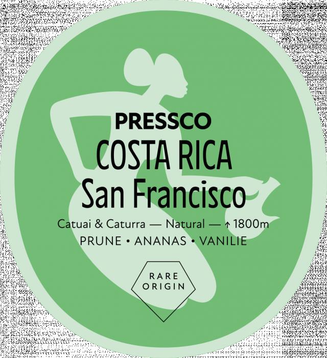 Costa Rica San Francisco, Cafea de Specialitate [0]