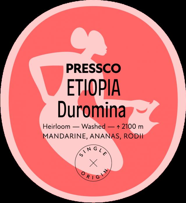 Etiopia Duromina, Cafea de Specialitate 0