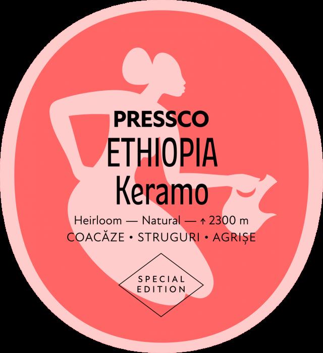 Etiopia Keramo, Cafea de Specialitate [0]