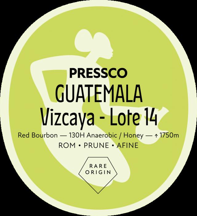 Guatemala - Vizcaya, Cafea de Specialitate [0]