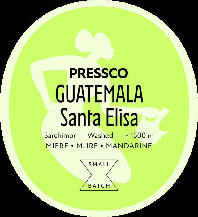 Guatemala Santa Elisa, Cafea de Specialitate [0]