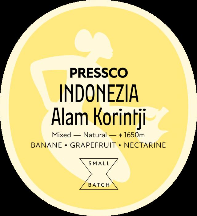 Indonesia Alam Korintji, Cafea de Specialitate [0]