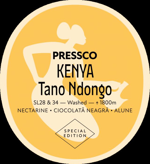 Kenya Tano, Cafea de Specialitate [0]