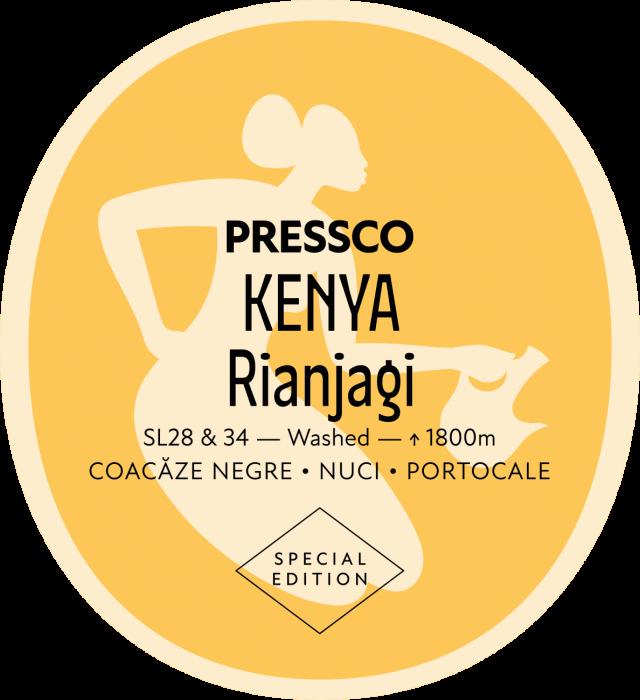 Kenya Rianjagi, Cafea de Specialitate [0]