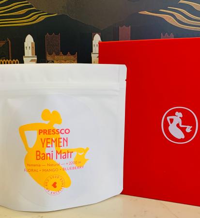 Yemen Bani Mart, Cafea de Specialitate [1]