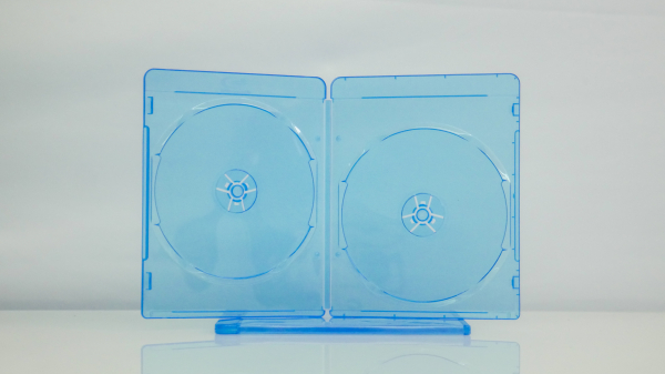 Carcasa 2 Blu-ray 0