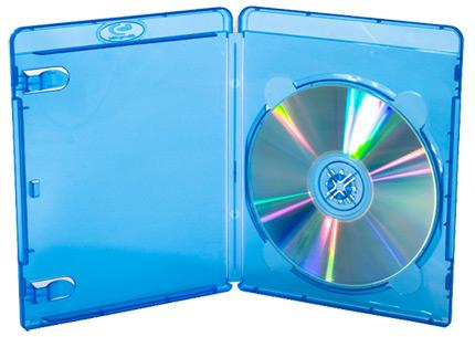 Carcasa Blu-ray 0