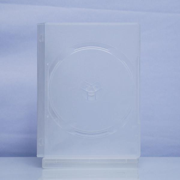 Carcasa DVD pentru 3 discuri (transparenta) 1