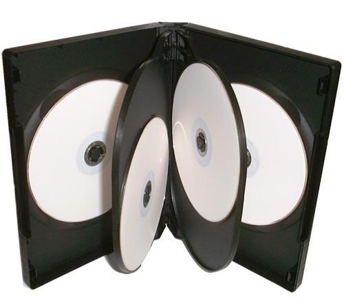 Carcasa DVD pentru 6 discuri 0