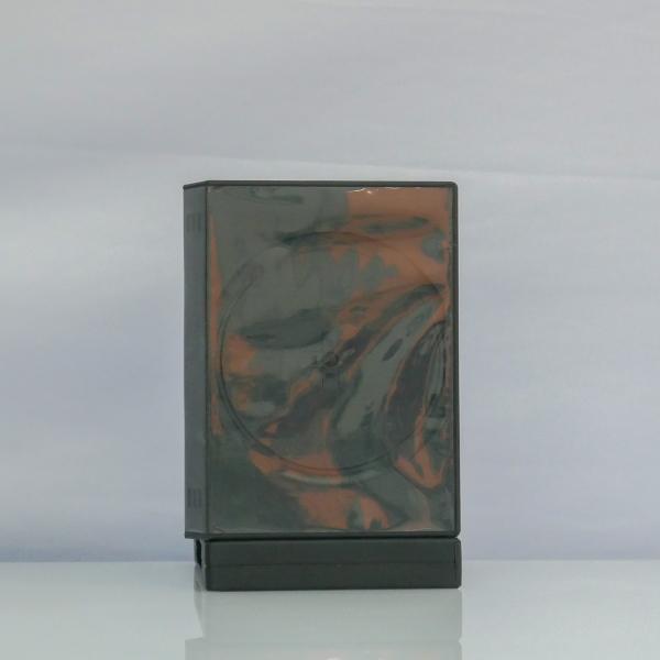 Carcasa DVD pentru 8 discuri (neagra) 2