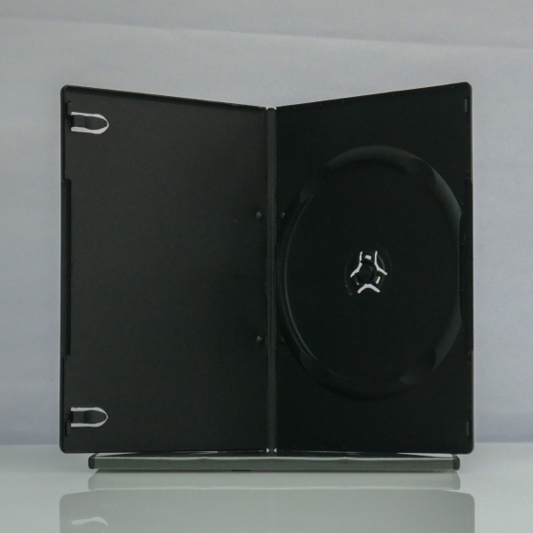 Carcasa DVD – slim 7 mm (neagră) 1