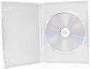 Carcasa DVD transparenta 0