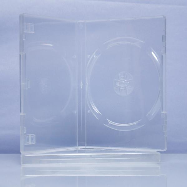 Carcasa DVD transparenta 1