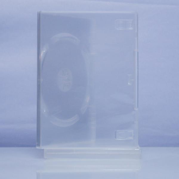Carcasa DVD transparenta 2