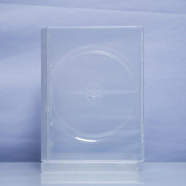 Carcasa DVD transparenta pentru 2 discuri 1