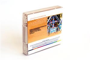 Carcasa transparentă pentru Stick USB personalizat 3