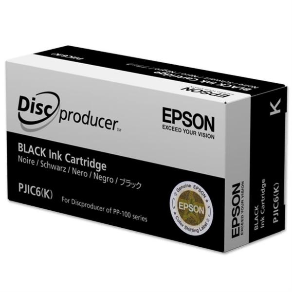 Cartuș de cerneală Black PJIC6(K) pentru Epson DiscProducer 0